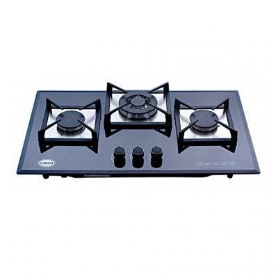Canon 3 Burners Gas Stove with Auto ignition
