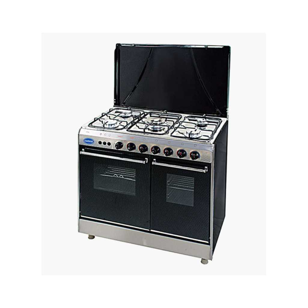 Canon C56 Cooking Range Glass Top 5 Burners