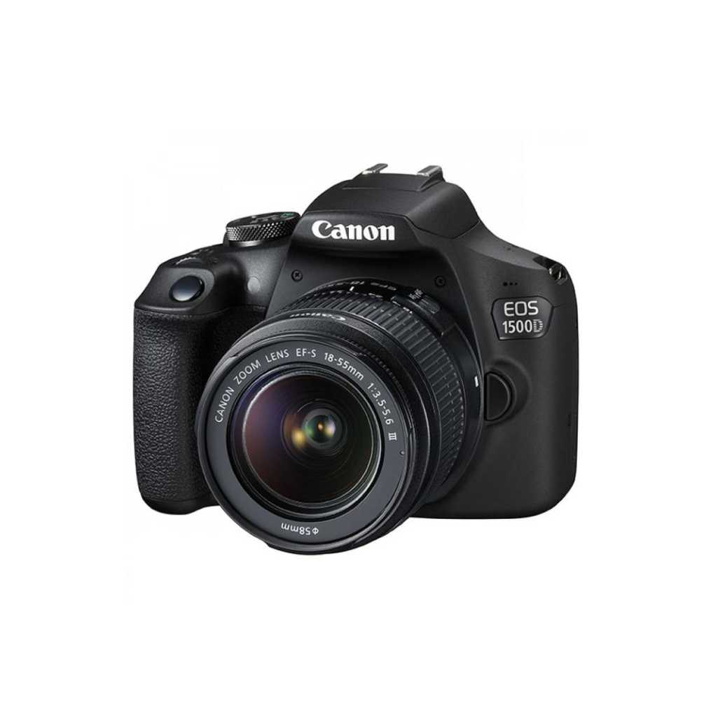 Canon 1500D DSLR Camera With 18-55mm IS Lens