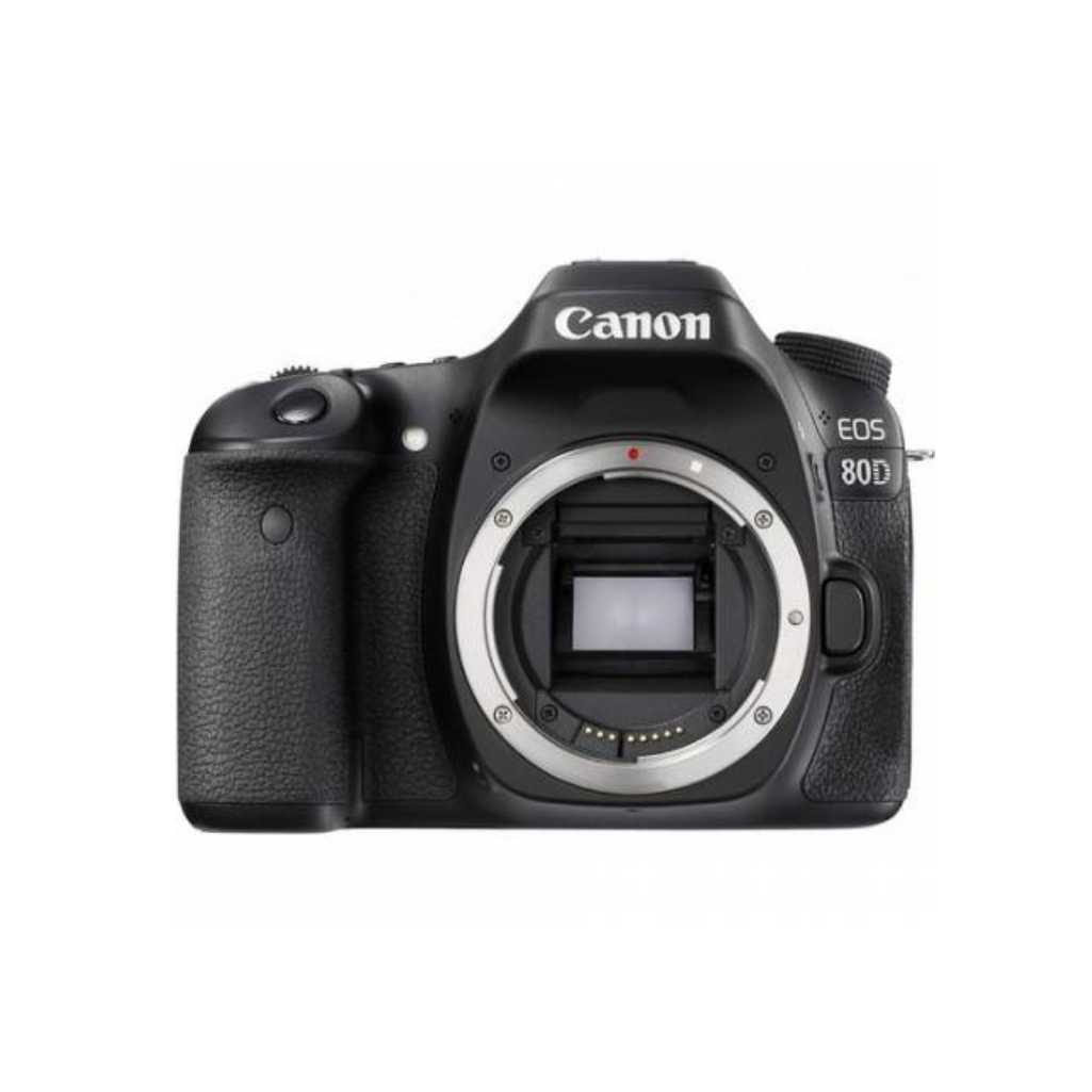 CANON DSLR EOS 80D (ONLY BODY)