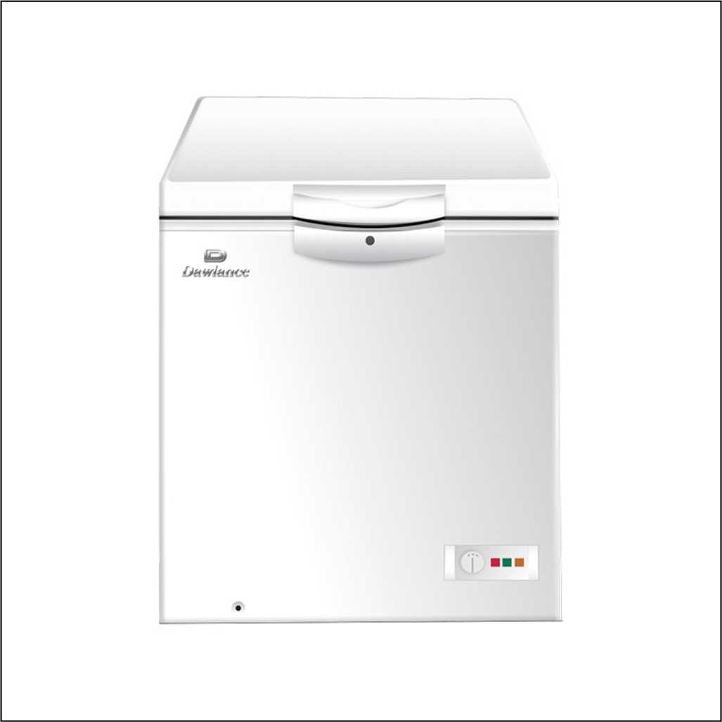 Dawlance DF-200ES Single Door Deep Freezer