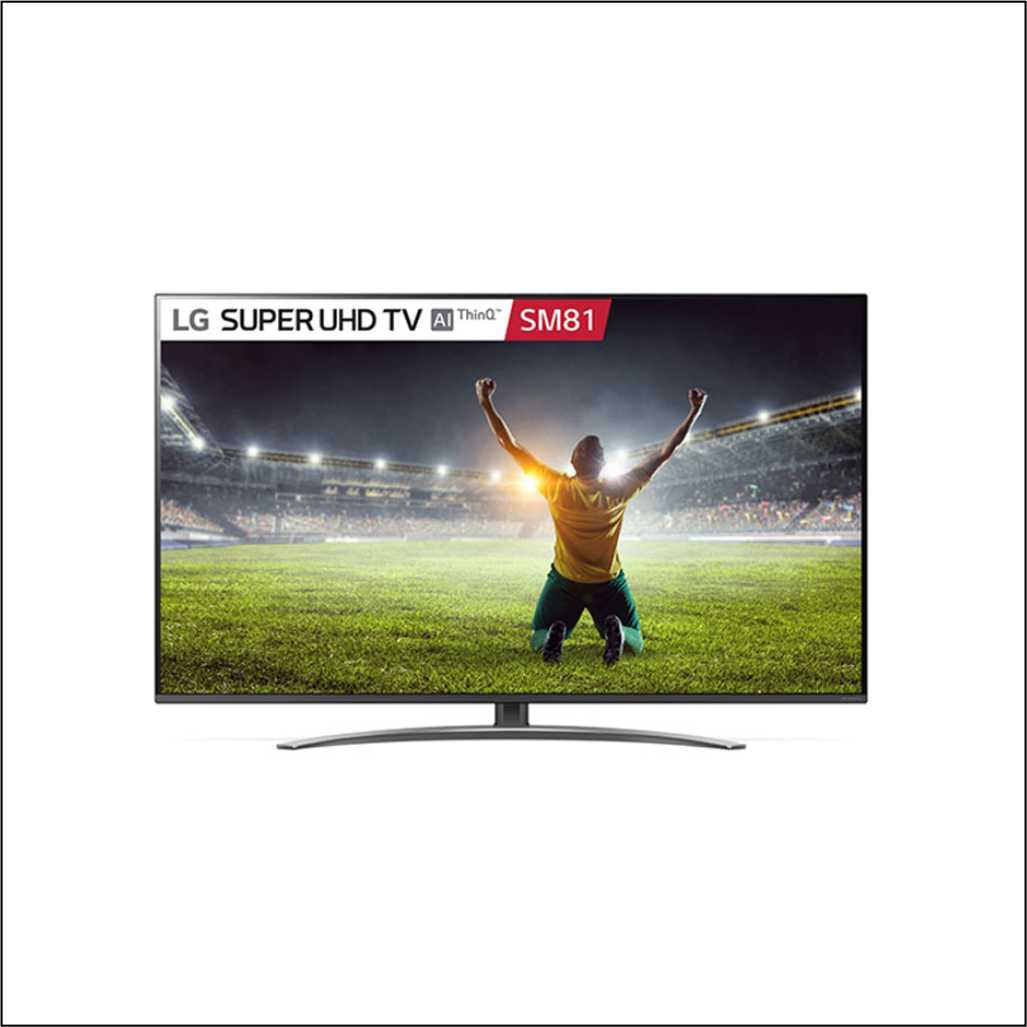 LG Super UHD 4K AI ThinQ™ TV 49 inch 49SM8100